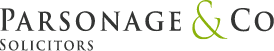 Parsonage & Co Logo